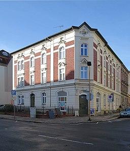 August-Bebel-Straße in Eberswalde