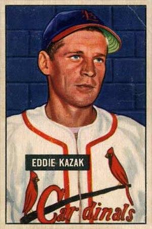 Eddie Kazak - Image: Eddie Kazak