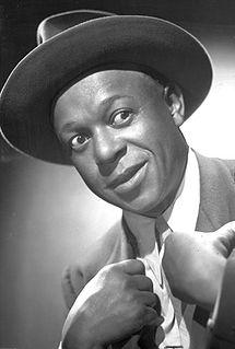 """Eddie """"Rochester"""" Anderson Comedian, actor"""