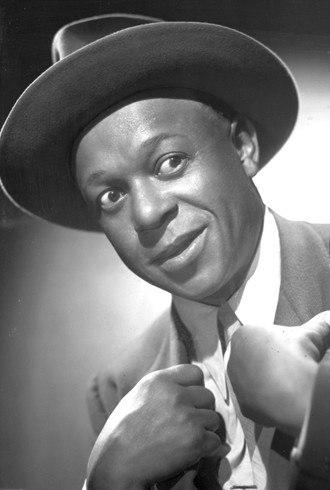 "Eddie ""Rochester"" Anderson - Anderson as Rochester circa 1947"