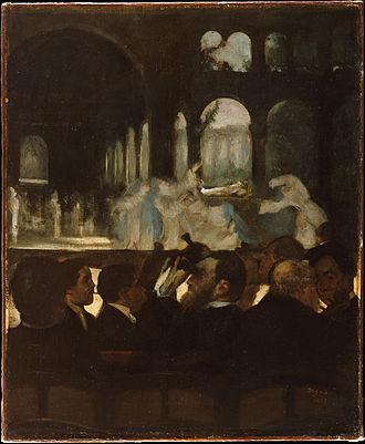 Louis-Marie Pilet - Image: Edgar Degas, The Ballet from Robert le Diable, The Metropolitan Museum of Art