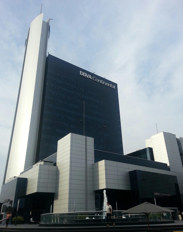 Bbva continental wikipedia la enciclopedia libre for Oficinas de banco financiero