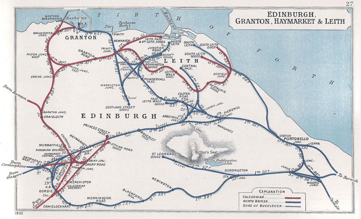Leith Citadel Railway Station Wikipedia