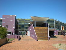Edith Cowan University Joondalup library.jpg