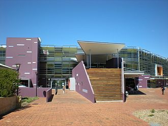 Edith Cowan University - Main Library on the Joondalup Campus