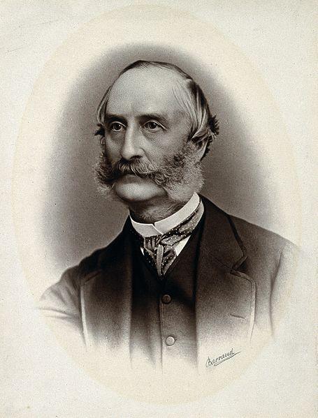 File:Edmund Alexander Parkes. Photograph by Barraud. Wellcome V0026970.jpg
