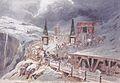 Eduard Gurk - Überquerung des Stilfser Jochs - 1838.jpeg