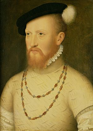 Thomas Holcroft (politician) - Edward Seymour, Earl of Hertford and 1st Duke of Somerset. He knighted Holcroft in 1544 and was his key patron in the reign of Edward VI.