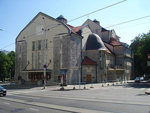 Nikolai Vasilyevich Vasilyev - German Theatre in Tallinn