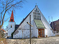 Eichenau, Evangelische Friedenskircht.jpg