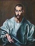 Szent Jakab apostol (El Greco festménye)