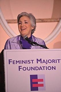 Eleanor Smeal American feminist leader