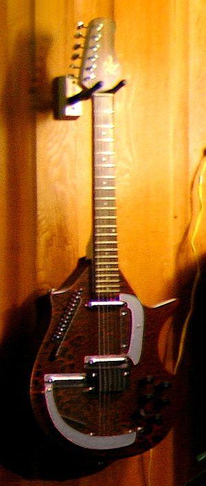 Electric sitar - Electric sitar