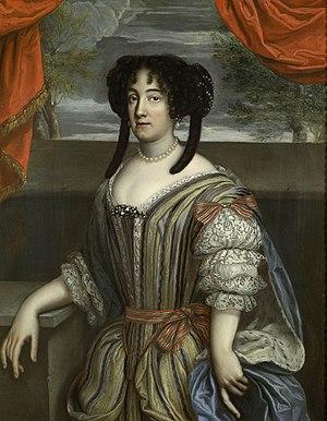 Éléonore Desmier d'Olbreuse - Éléonore Desmier d'Olbreuse, Duchess of Brunswick-Lüneburg