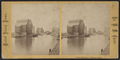 Elevator and dock views, Buffalo, by Chase, W. M. (William M.), 1818 - 9-1905.png