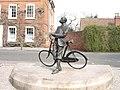 Elgar Statue Hereford - panoramio.jpg