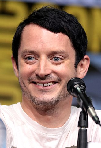Elijah Wood - Wood at the 2017 San Diego Comic-Con