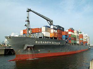 Elisabeth Schulte pic3 at Port of Antwerp, Belgium 28-Jun-2005.jpg