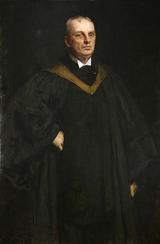 Elisha Andrews - Elisha Andrews, painted by William Merritt Chase
