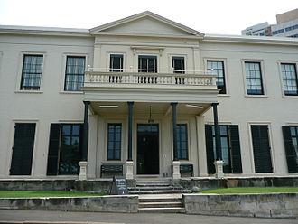 John Verge - Image: Elizabeth Bay House 4
