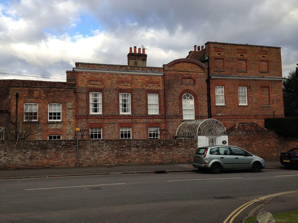 Elmhurst Great Missenden Wikipedia
