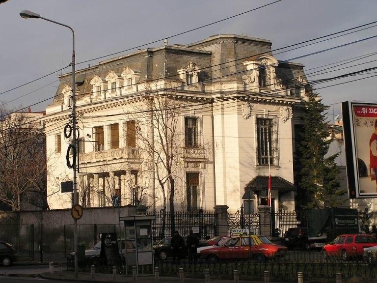 Embassy of Canada, Bucharest in 2005