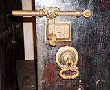 Embekka Devalaya ( Door bolts).jpg