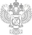 Emblem of Rosreestr (black&white).png
