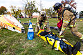 Emergency training put to test with crash exercise 131113-N-WY366-023.jpg