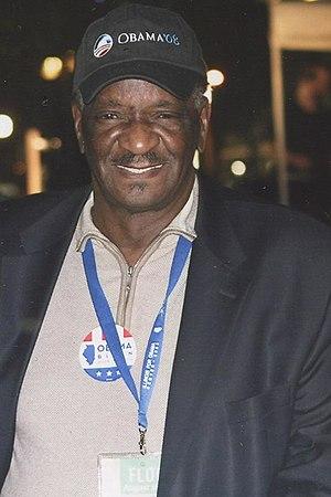 Emil Jones - Jones at 2008 Democratic National Convention