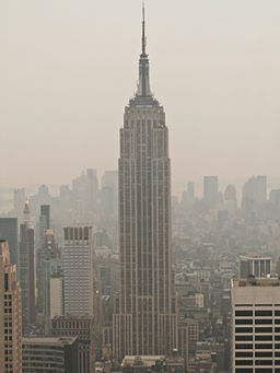 Empire state building USA