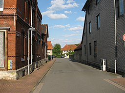Enge Straße in Hildesheim