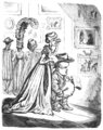 English Caricaturists, 1893 - A Peep at Christies.png