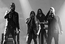 Heavy metal genres - Wikipedia