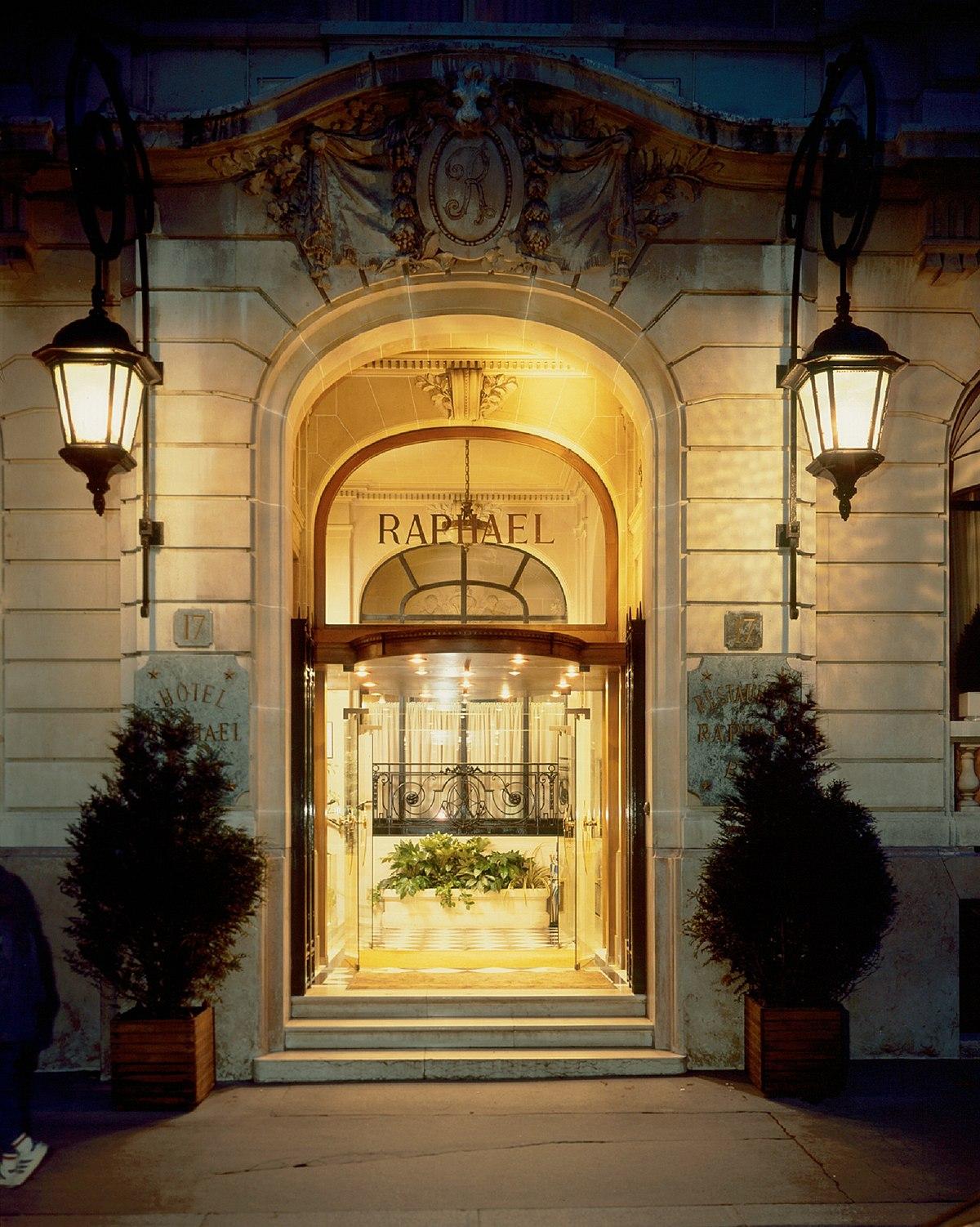 Hôtel Raphael