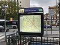 Entrée Station Métro Croix Chavaux Montreuil Seine St Denis 2.jpg