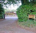 Entrance to Stone Edge Nurseries, Woodland Lane, near Colgate, West Sussex - geograph.org.uk - 53418.jpg