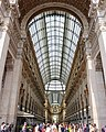Entrata della Galleria Vittorio Emanuele II di Milano.jpg