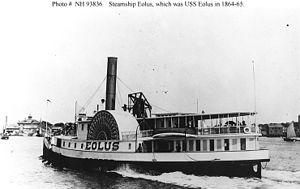 USS Eolus (1864) - Image: Eolus (American Coastal Steamship, 1864)