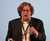 Eric Reiss at Polish IA Summit Warsaw 2010-01.jpg