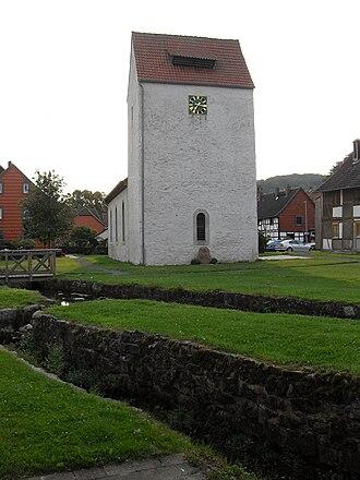 Erkerode - Protestant church in Erkerode