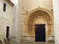 Església Arxiprestal de Sant Mateu, portada gòtica.jpg