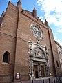 Església Notre-Dame de la Dalbade (Tolosa) - Façana principal.jpg