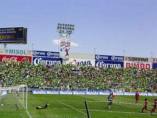 Estadio Corona (1970) football stadium
