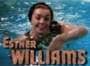 Cropped screenshot of Esther Williams from the...