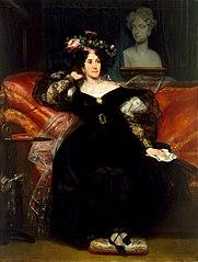 Portrait of Mme. Jule-Antoine Droz