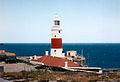 Europa Point Lighthouse, Gibraltar, in 1992.jpg