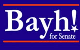 Evan Bayh - 2004 campaign logo