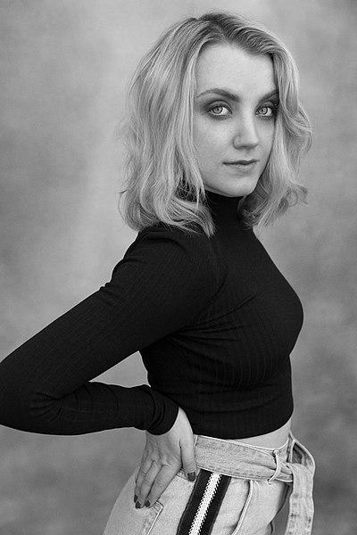 Evanna Lynch, Irish actress, voice actress, narrator, podcast host and vegan activist