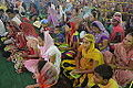 Evening Prayers - Rawatpura Sarkar Ashram - Chitrakoot - Satna 2014-07-05 6677.JPG